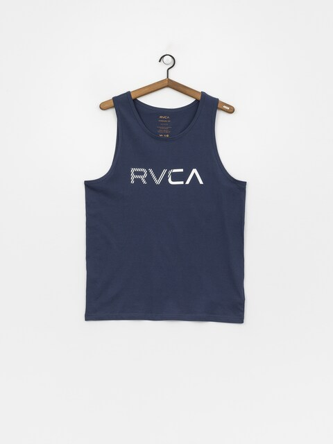 Koszulka RVCA Blinded (seattle blue)