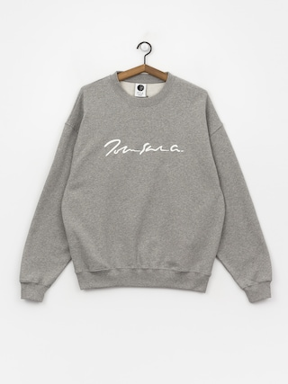 Bluza Polar Skate Signature Crewneck (heather grey)