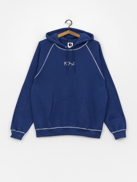 Bluza z kapturem Polar Skate Contrast Default HD (dark blue/white)