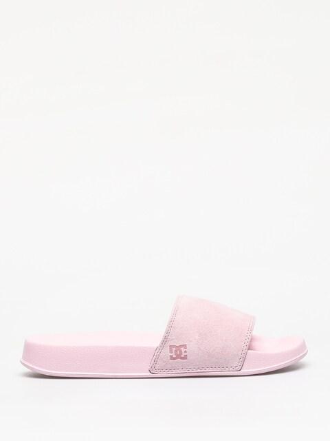 Klapki DC Slide Se Wmn (pink)