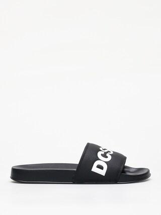 Klapki DC Slide (black/white)