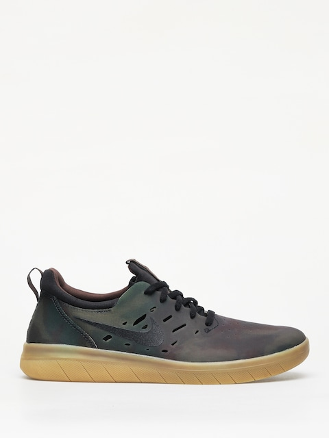 Buty Nike SB Sb Nyjah Free Prm (multi color/black gum light brown)