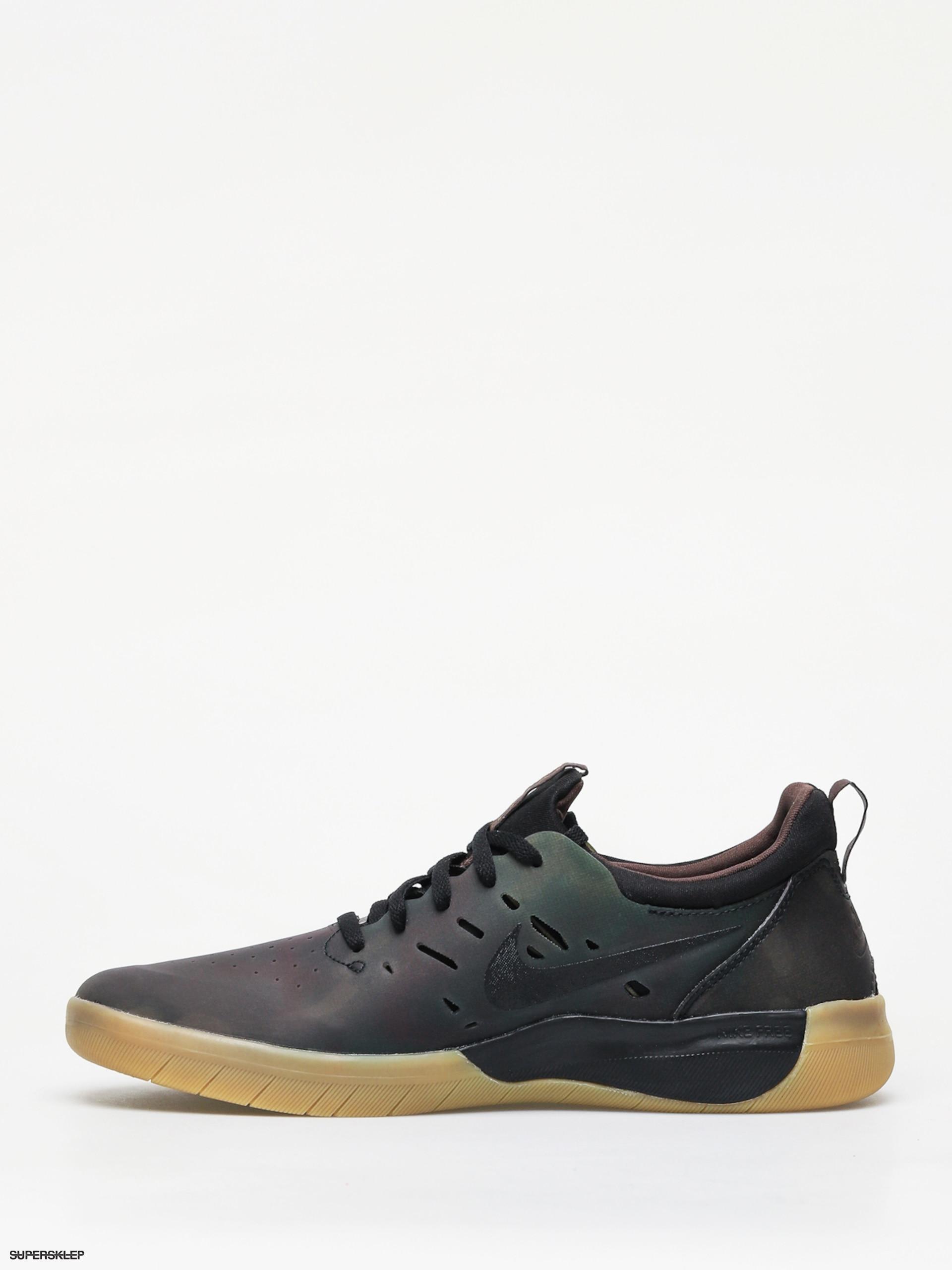 ecbba1fa73f2 Buty Nike SB Sb Nyjah Free Prm (multi color black gum light brown)