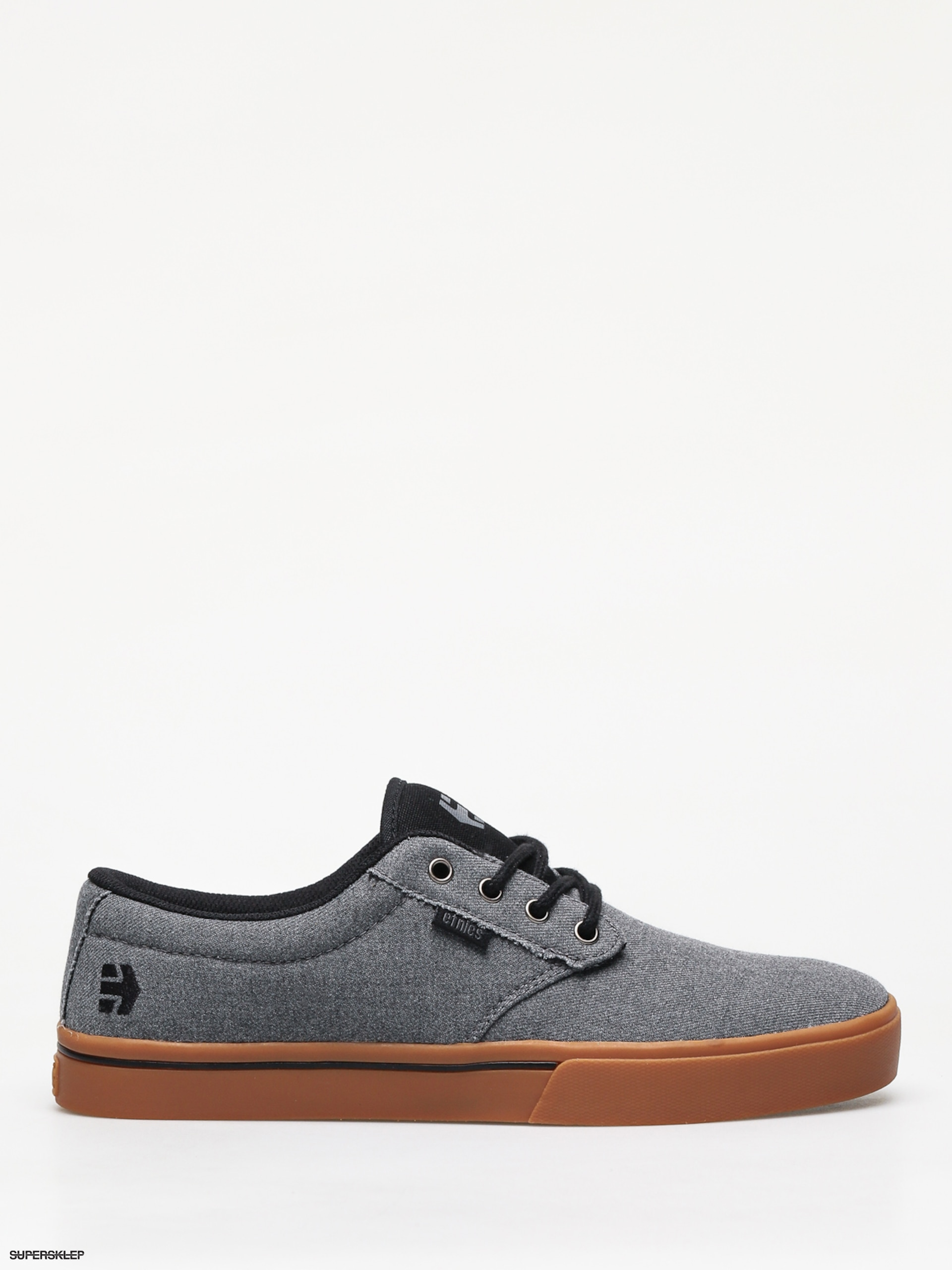 1eeabf2d63a750 Buty Etnies Jameson 2 Eco (grey black orange)
