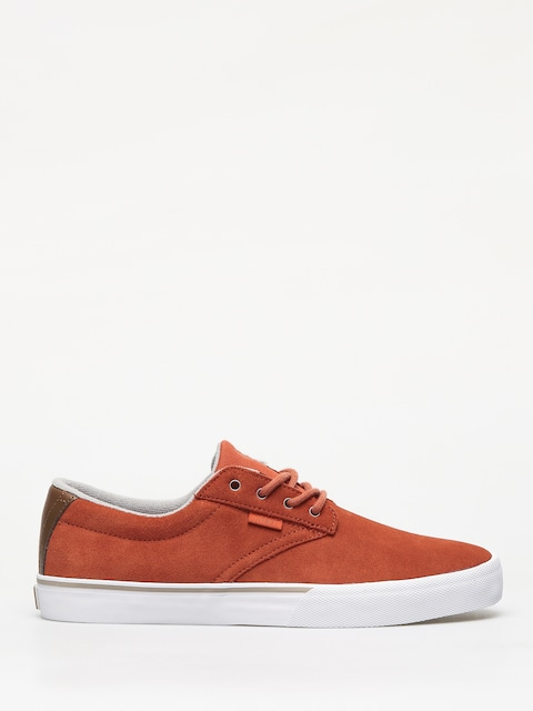 Buty Etnies Jameson Vulc (brown/white)