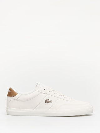 Buty Lacoste Court Master 119 3 (off white/light tan)