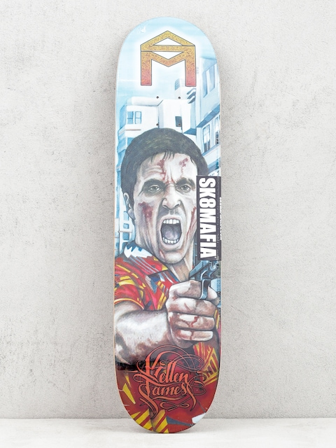 Deck Sk8Mafia Kellen James (multi)