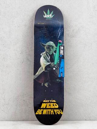 Deck Jart Weed Nation Yoda (black)