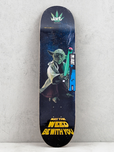 Deck Jart Weed Nation Yoda (black)