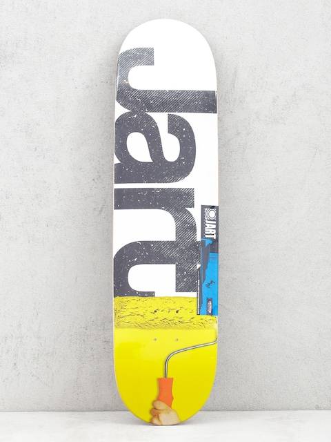 Deck Jart Rolling (white/yellow)