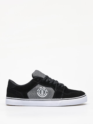 Buty Element Heatley (black chambray)