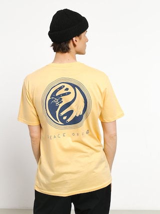 T-shirt Volcom Peace Off (lpc)