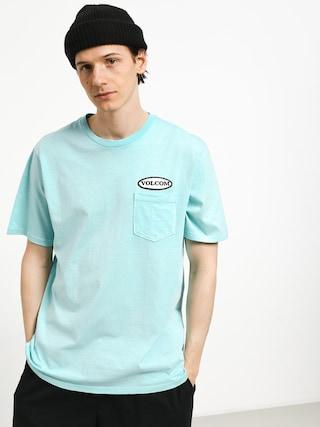 T-shirt Volcom Oval Patch Pckt (paq)