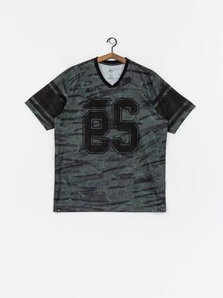 T-shirt Es Winner (olive/black)