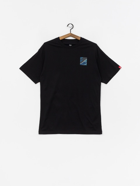 T-shirt Es Color Field (black)