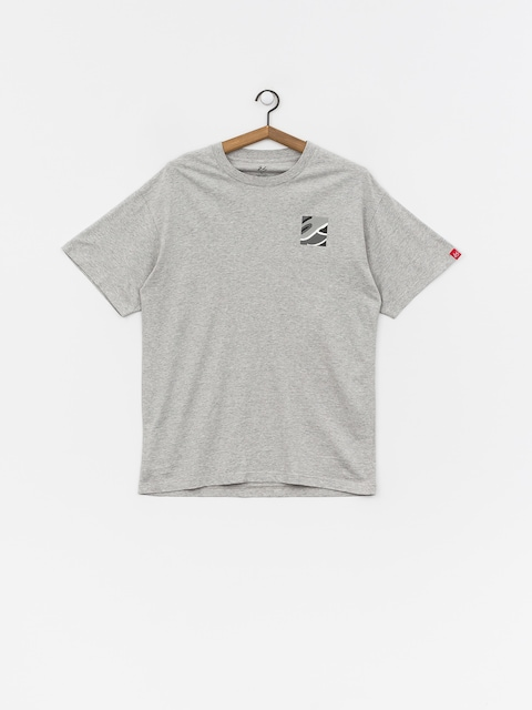 T-shirt Es Color Field (grey/heather)