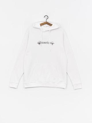 Bluza z kapturem Emerica Spiked HD (white)