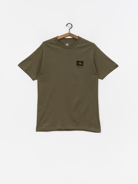 T-shirt Emerica Brand Combo (army)