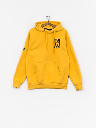 Bluza z kapturem Tabasko Broken HD (yellow)