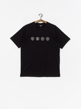 T-shirt Tabasko Circle (black)