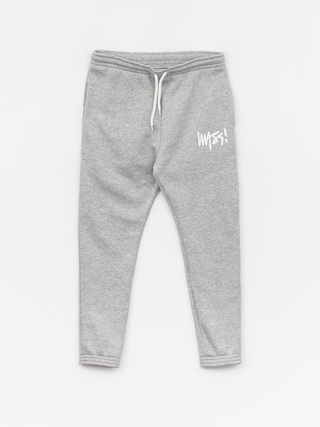 Spodnie MassDnm Signature Trap Fit (light heather grey)