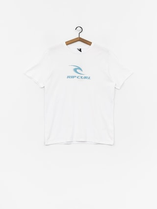 T-shirt Rip Curl Iconic (optical white)