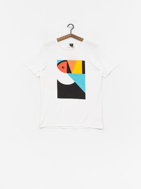 T-shirt Rip Curl Toucanos Regresos