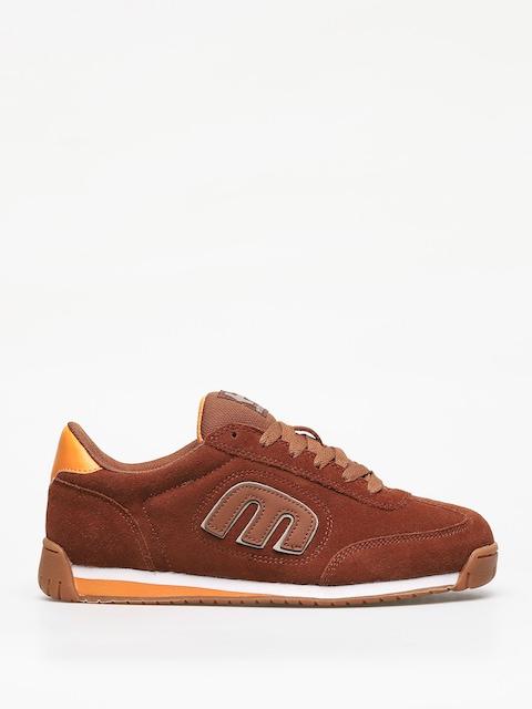 Buty Etnies Lo Cut II Ls (brown/orange)