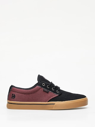 Buty Etnies Jameson 2 Eco (black/red/gum)