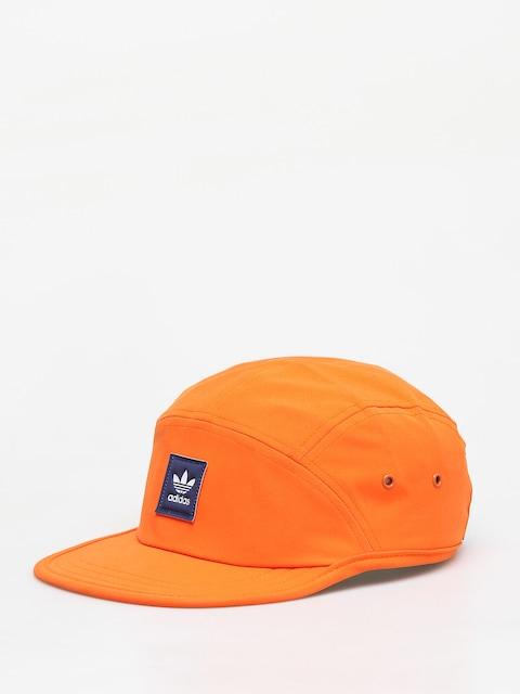 Czapka z daszkiem adidas 3Mc 5Panel ZD (orange/black)