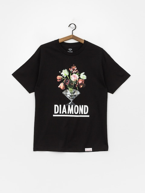 T-shirt Diamond Supply Co. Pollination