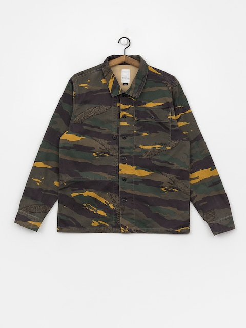 Koszula Emerica Squadron Over Shirt (camo)
