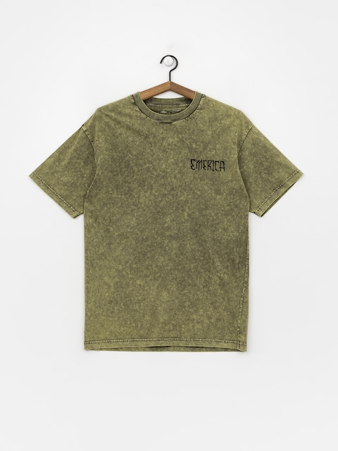T-shirt Emerica Crawl (military)