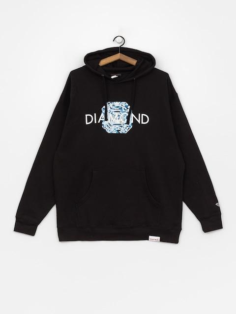 Bluza z kapturem Diamond Supply Co. Asscher Cut HD