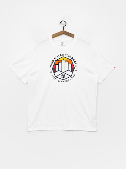 T-shirt Element Passage (optic white)