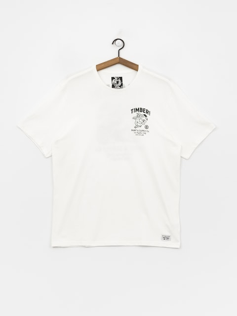 T-shirt Element Supply Co (off white)