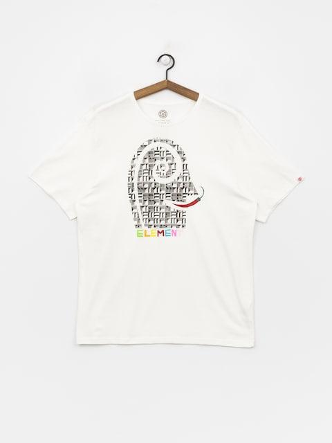 T-shirt Element Pimiento