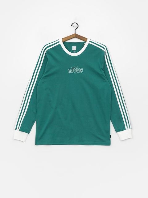 Longsleeve adidas Creston (actgrn/white)