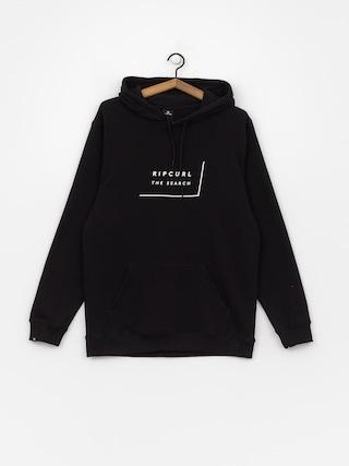 Bluza z kapturem Rip Curl Daily Fleece HD (black)