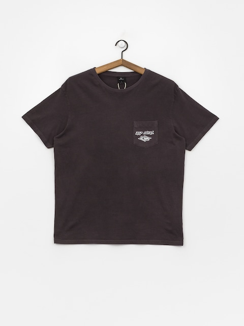 T-shirt Rip Curl So Authentic (anthracite)