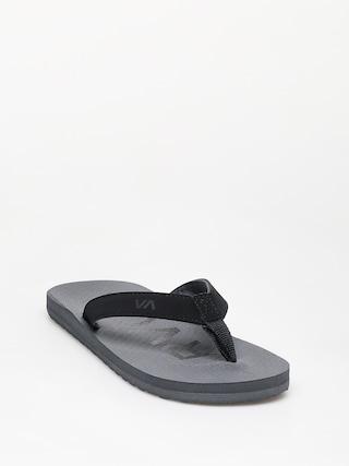 Japonki RVCA Subtropic Sandal (smoke)