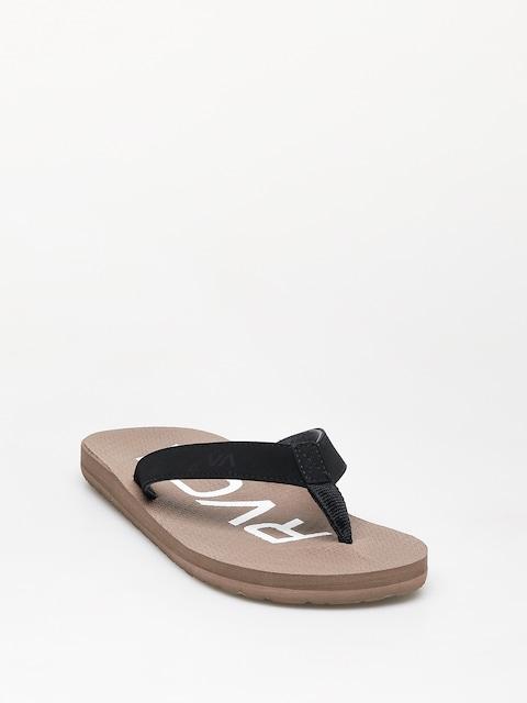 Japonki RVCA Subtropic Sandal (khaki)
