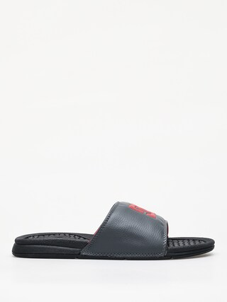 Klapki DC Bolsa (black/grey/red)