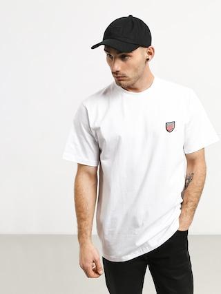 T-shirt Prosto Jacquard II (white)