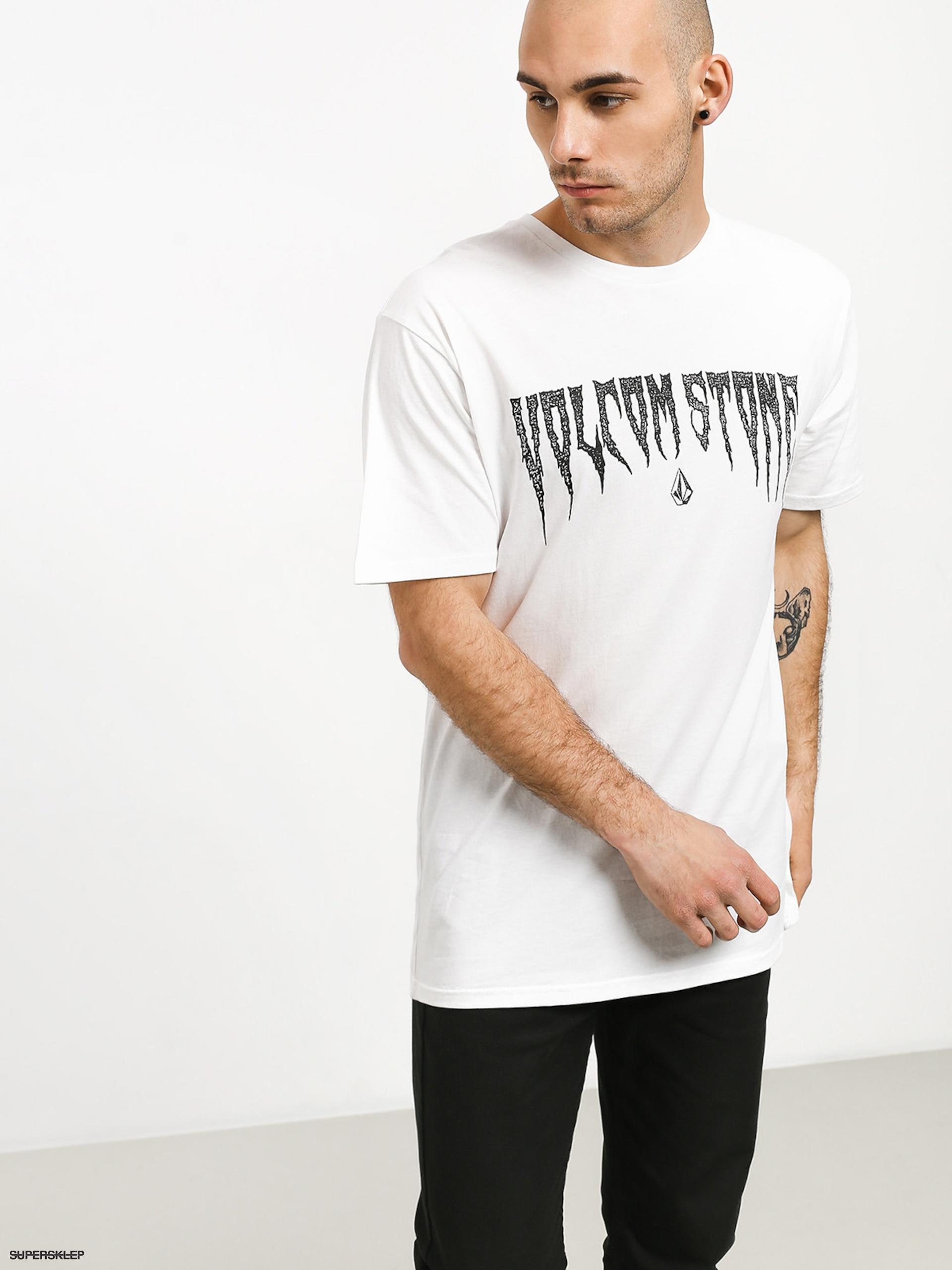 cdbd8fa3aae7 T-shirt Volcom Devils Brew (wht)