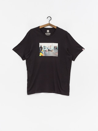 T-shirt Element Branch (off black)