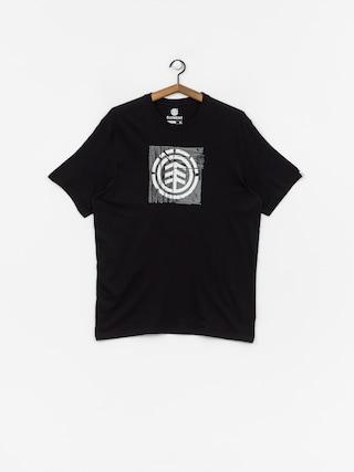 T-shirt Element Driftwood (flint black)