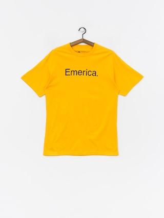 T-shirt Emerica Pure Logo (gold)