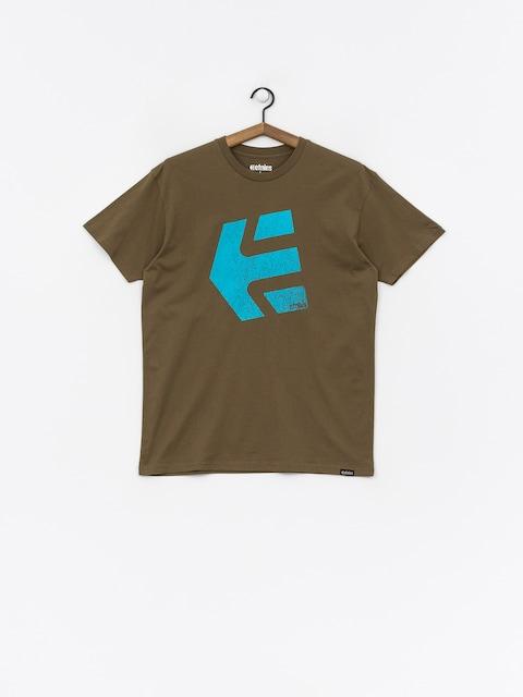 T-shirt Etnies Logomania