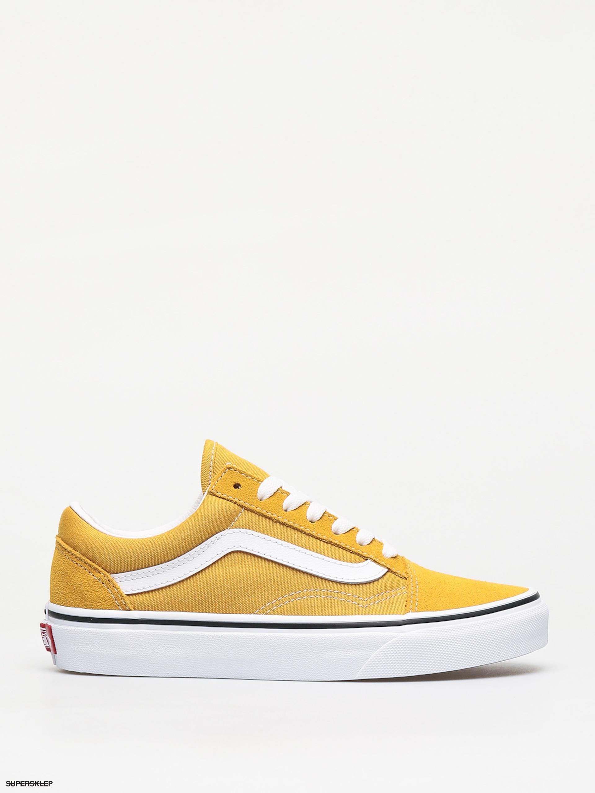 07553ef22d4 Buty Vans Old Skool (yolk yellow/true white)